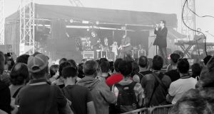 Echo and the Bunnymen au festival This Is A Love Not A Love Song à Nimes le 10 juin 2017